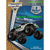 Monster Jam Alien Invasion Decal Pack