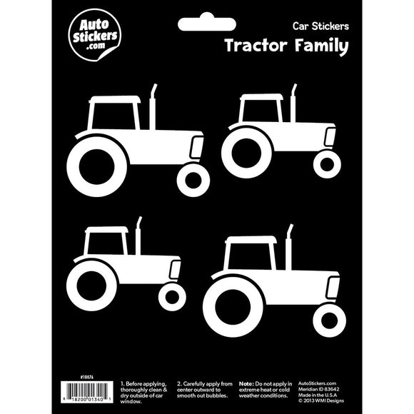 Tractor Family