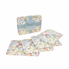 Hedgerow Floral Voyage Maison Placemats Set Of 4