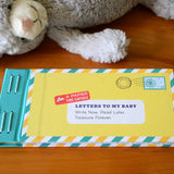 Letters to My Baby Writing Journal