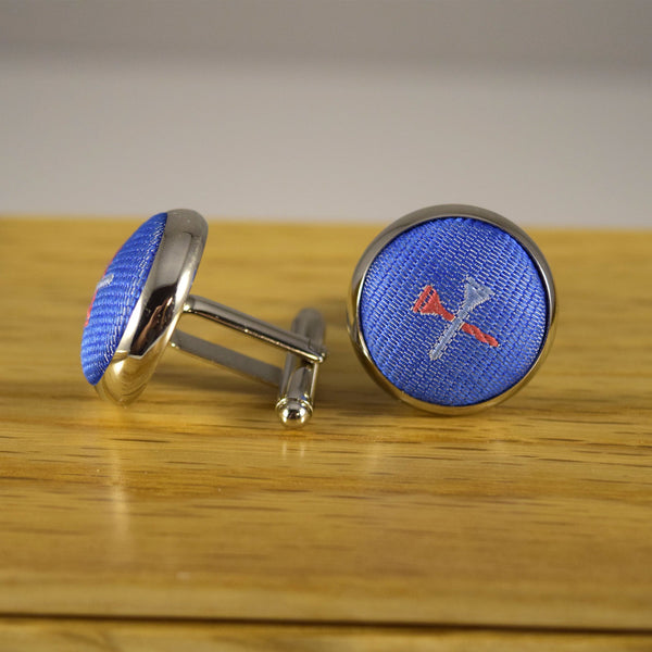 Tee Time Pedigree Cuff Links