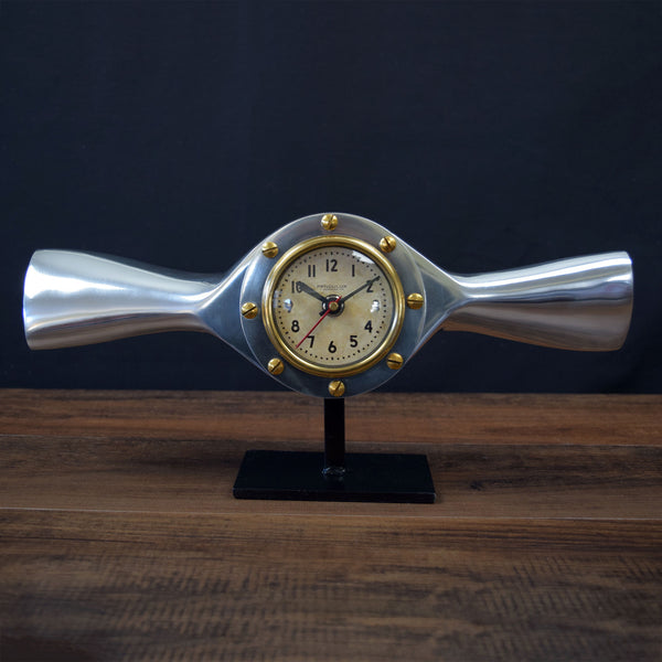 Spinner Table Clock