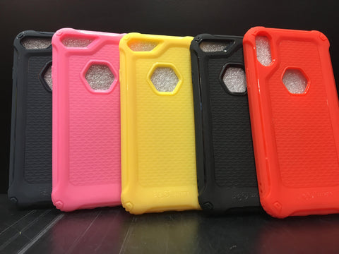 iPhone Le Timbre Rugged TPU Case (Series-1)