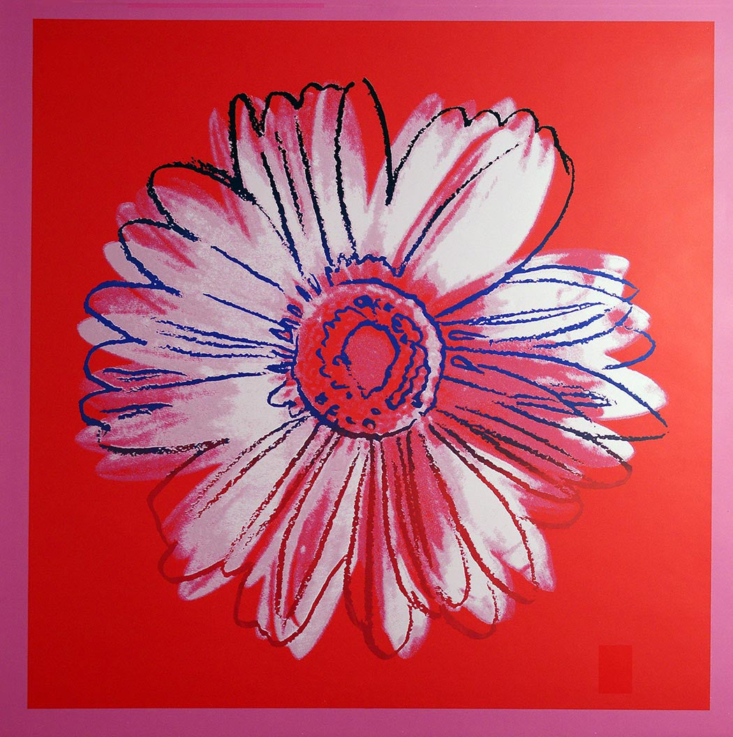 Daisy, 1982  by Andy Warhol