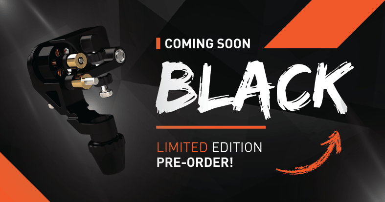 LACEnano Black Edition is Coming soon!