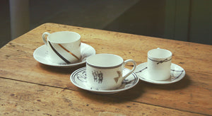 Harley Boden - Handcrafted luxury ceramics, mugs cups and saucers
