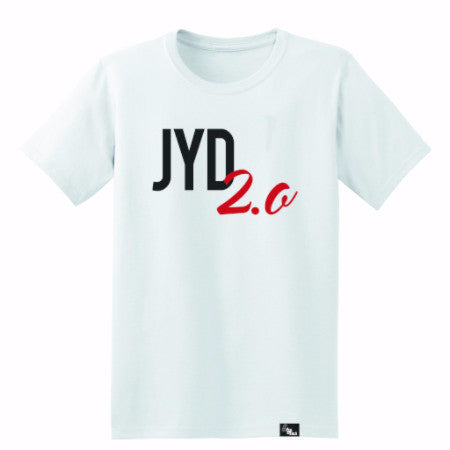 DC by DeMarre Carroll: JYD2.0 Women's Cursive T-Shirt