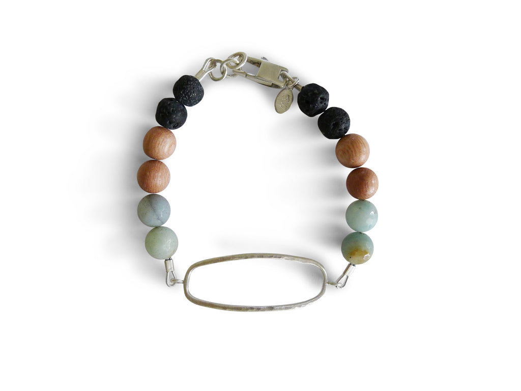 rectangle diffuser bracelet