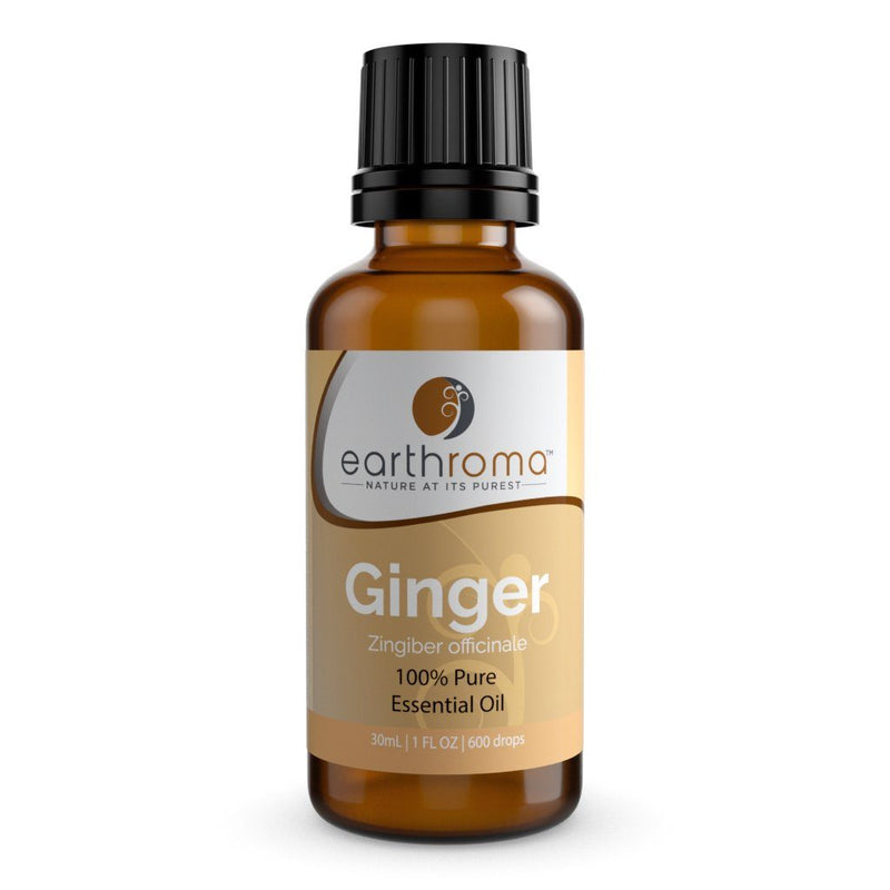 Oils - Ginger Essential Oil