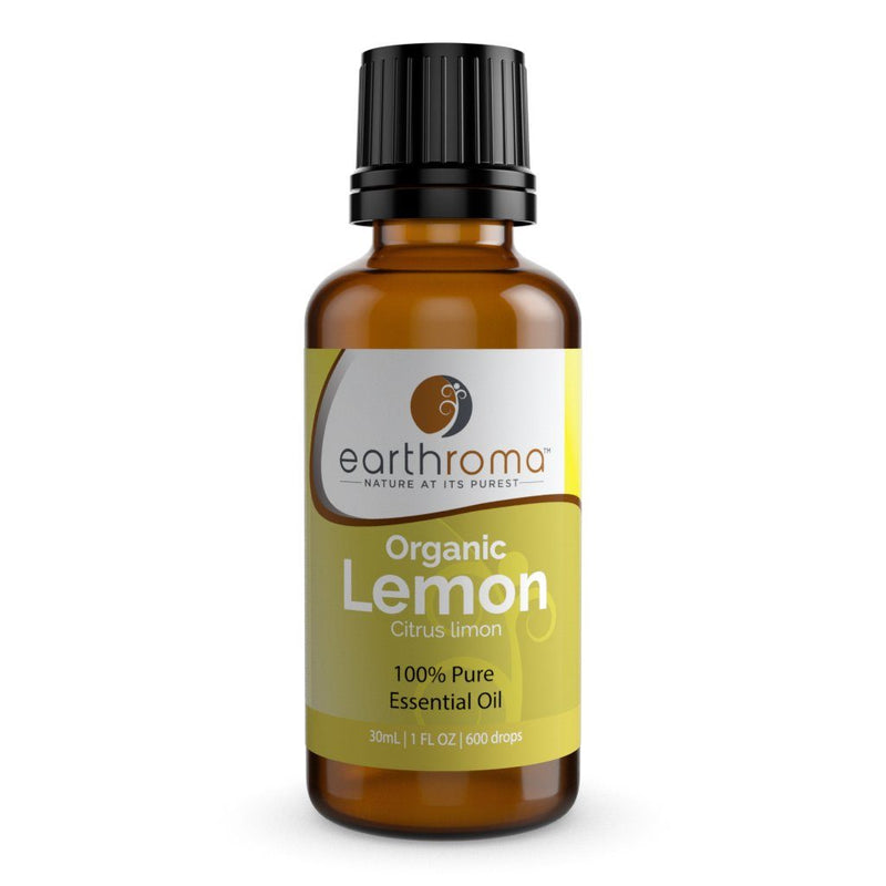 Oils - Lemon (Organic) Essential Oil