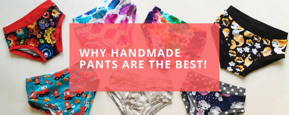 Why Handmade Pants Are The Best