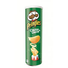 Pringles Cheese & Onion Flavour Crisps Delivery - Alcohol Delivery