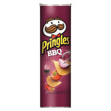 BBQ Flavour Pringles Delivery - Alcohol Delivery