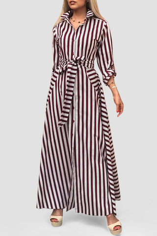 Maroon Stripes