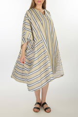 Striped Linen Tunic