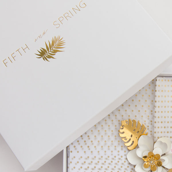 SPARKLE Star & Crystal Alice Band - Fifth & Spring