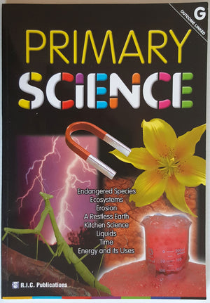 Primary Science - Book G (Ages 11+)