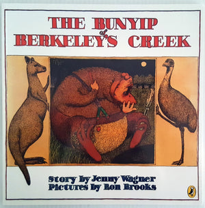 The Bunyip of Berkeley's Creek (PB)