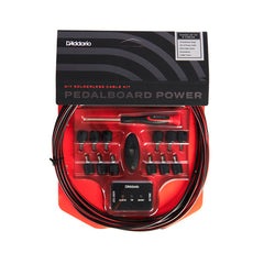 Used D'addario DIY Solderless Pedalboard Power Cable Kit