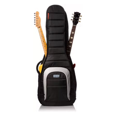 Mono M80-2G-BLK Dual Electric Guitar Case, Jet Black
