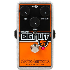 Electro-Harmonix Op-Amp Big Muff Pi Distortion/Sustainer