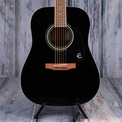 Epiphone DR-100 Dreadnought, Ebony