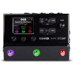 Line 6 HX Stomp Compact Guitar Processor