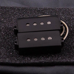 Lollar Standard Precision Bass Split Coil, Black