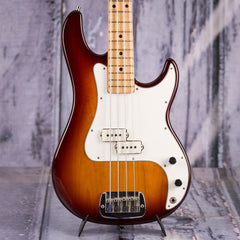 Used G&L LB-100 Bass, Transparent Cherry Sunburst