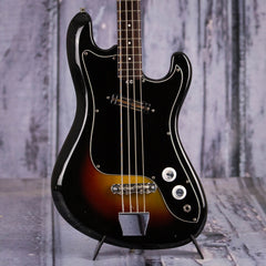 Vintage 1965 Eko 1600/1 Condorish Short-Scale Electric Bass, 3-Tone Sunburst