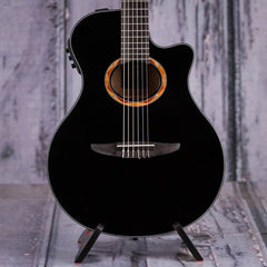 Yamaha NTX700BL Classical Acoustic/Electric, Black