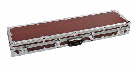 Hard Gun Cases - Mahogany