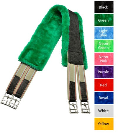 Fleece Double Ended Girth - Sterling Steed Enterprises