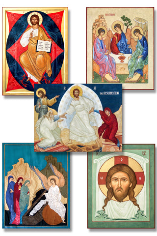 Easter Cards — Christ is Risen!
