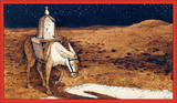 Christmas Cards - The Donkey Carrying God