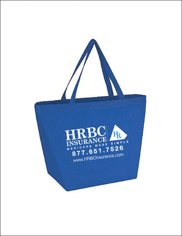 HRBC Blue Tote Bag