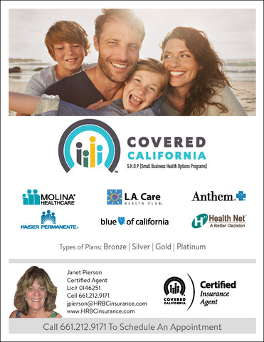 Covered California - Flyer