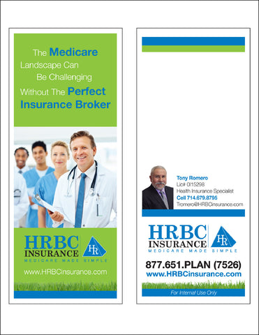 Marketing to Doctors - Brochure