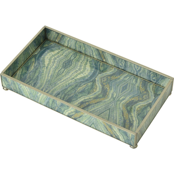 Green Quartz 6 x 12 Tray