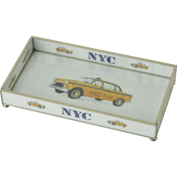 NYC Cab 6 x 12 Tray