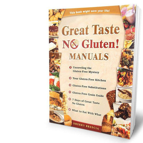 Great Taste No Gluten Health System - Holistic Blends