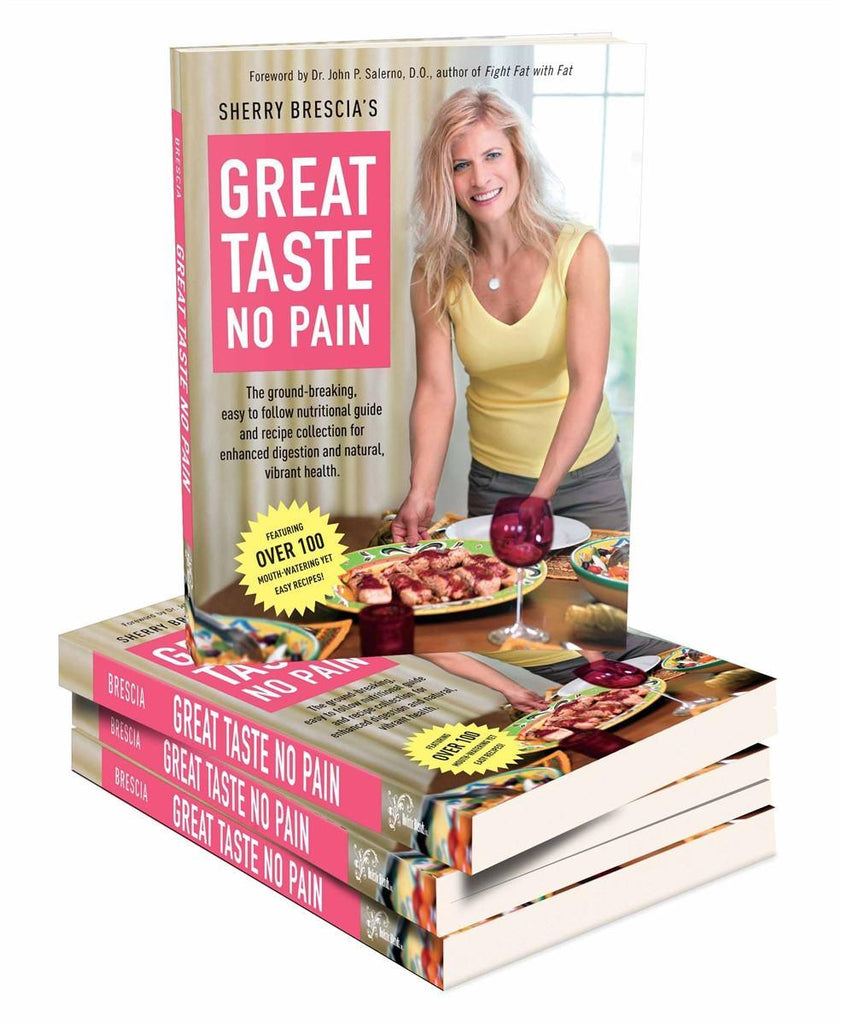 Great Taste No Pain Health System - Holistic Blends