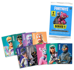 Fortnite Trading Cards Series 1 Foil Pack - 6 Cards