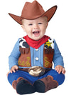 Wee Wrangler Cowboy Costume Child Infant
