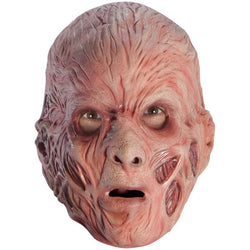 Nightmare On Elm St. Freddy Krueger Costume Foam Latex Adult Mask