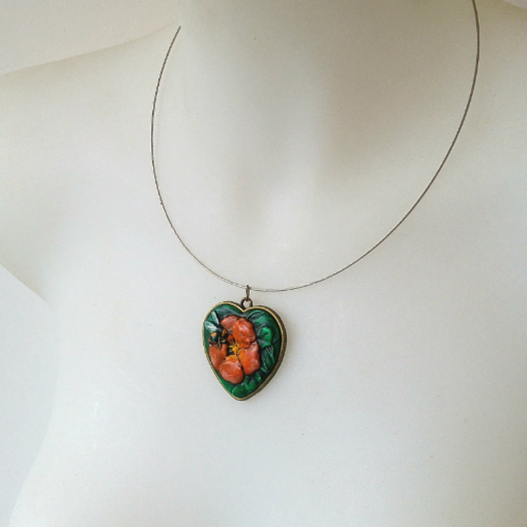 Bee Loved Pendant