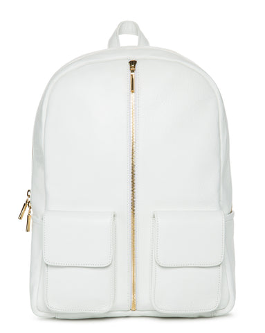 Leather Rapture Backpack
