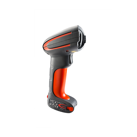Xenon™ 1902g Handheld Scanner~Color: White (Disinfectant-Ready); Interface: Scanner: N/A (Bluetooth), Charge/Comm Base: USB; Scanning Technology: High Density (HD); Connection: Cordless