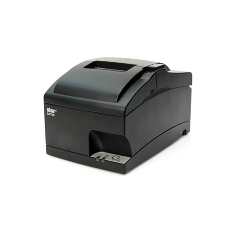 SP742 Kitchen Printer~Exit Option/Optional Features: Auto-Cutter, No Internal Rewinder; Interface Options: USB; Optional Features: N/A; Color: Gray; Optional Features: N/A