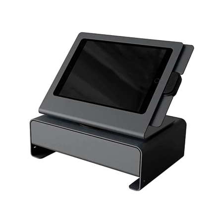 Windfall Checkout Stand~Color: Black Grey; Compatible Devices: iPad Pro 12.9-inch